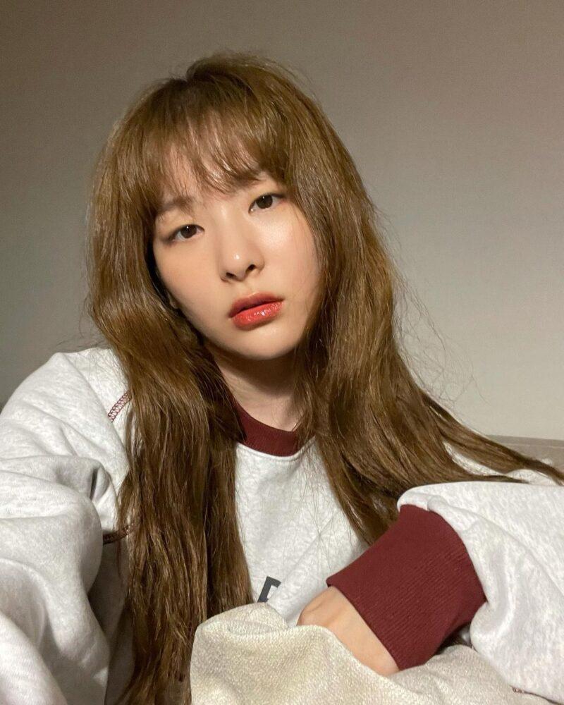 Red Velvet(レッドベルベット)のスルギ