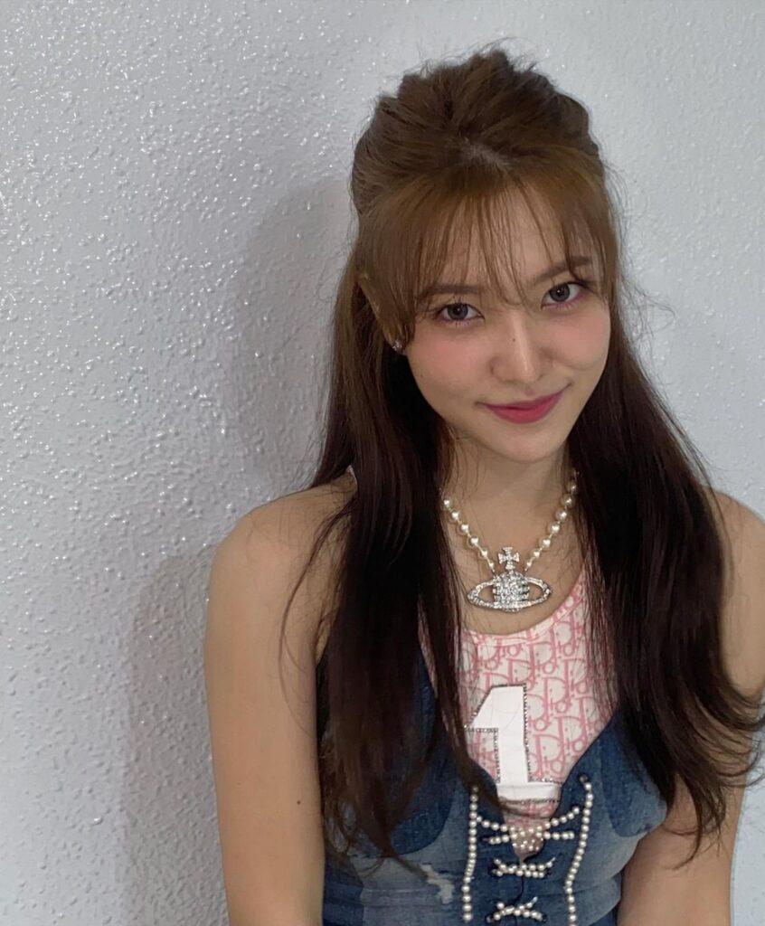Red Velvet(レッドベルベット)のイェリ